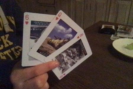 Easy Beginner Magic Trick