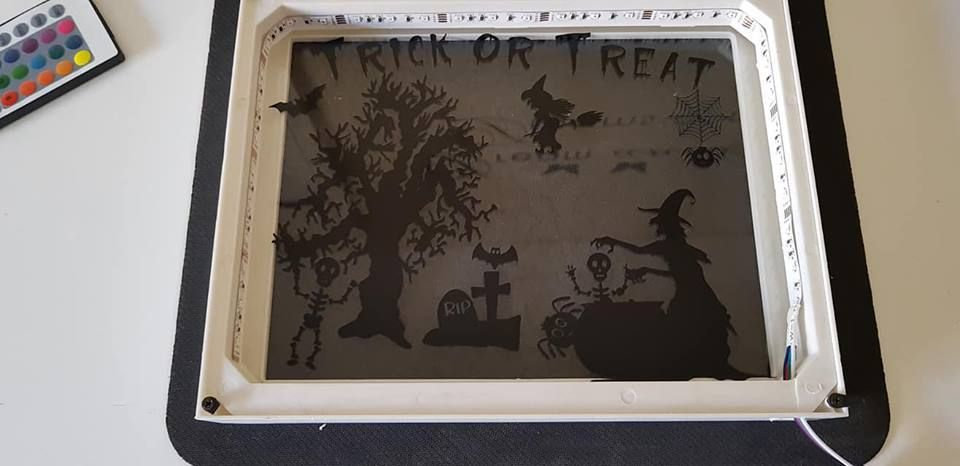 Picture of Prepare the Shadowbox