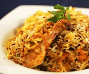 Best Chicken Biryani Recipe
