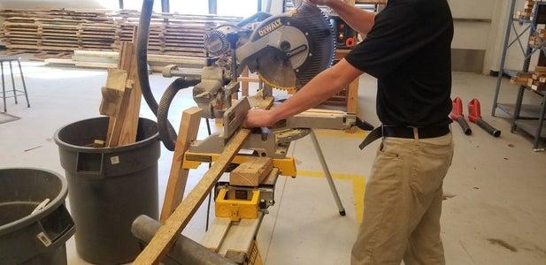 Cutting Bottem 6 Stripes
