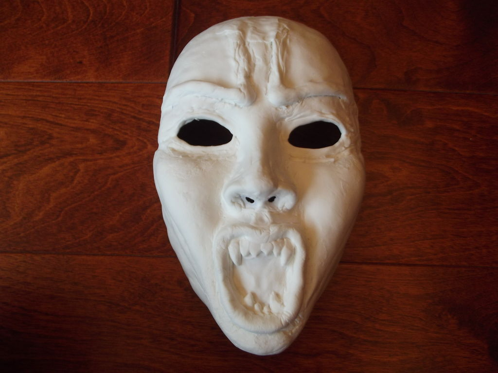 Picture of Sculpting the Mask