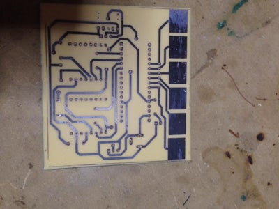 Build the PCB