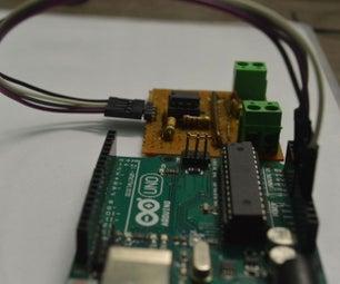 DIY Power Measurement Module for Arduino