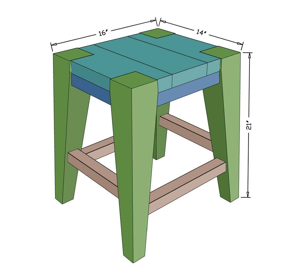 Picture of How to Make a DIY Bar Stool