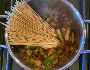 Add and Cook Noodles
