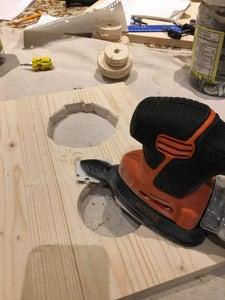 Cut Out Holes