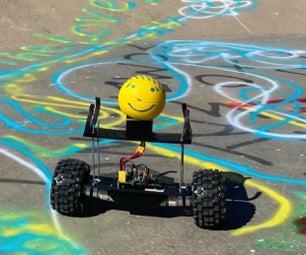 构建一个高性能倒立摆机器人