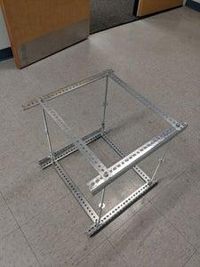 Assembling the Grow Cube Frame