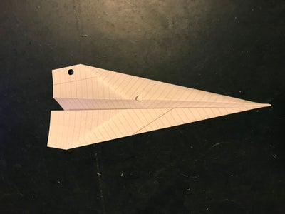 The Finish Plane Should Look Like This