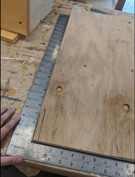 Picture of Step 2. Measure Your Wood