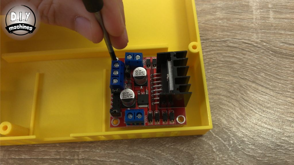 Picture of Mount Motor Driver