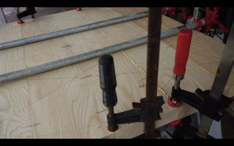 The Table Top: Glue Up and Surfacing