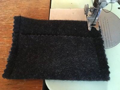 Sew the Edges Closed
