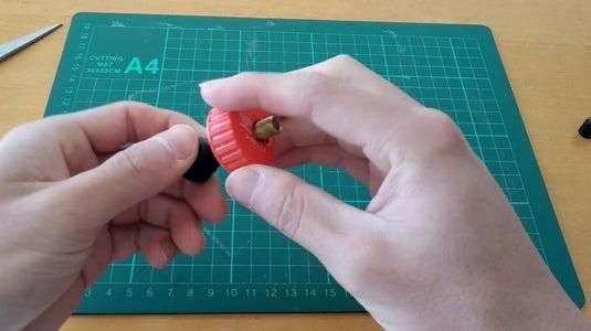 Modifying the Bottlecaps