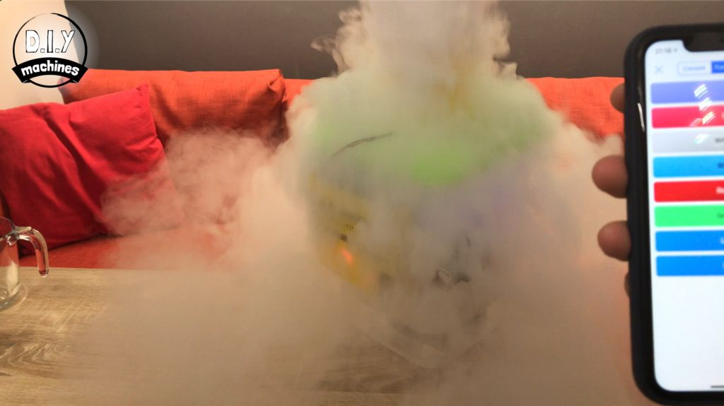 Picture of Add the Dry Ice and Party!