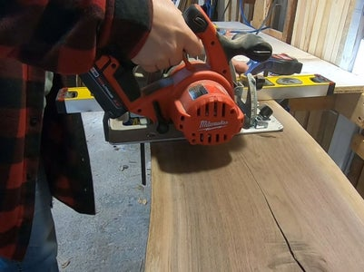 Making the Sides Part 1 - Measuring and Mounting