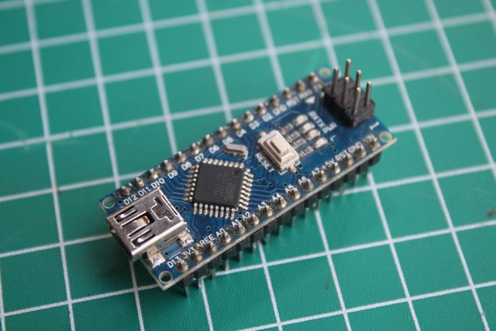 Picture of Required Components