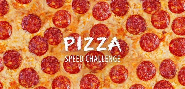 Pizza Speed Challenge 2020