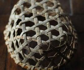 收获树皮断树的篮