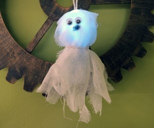Ping Pong Ball Ghost