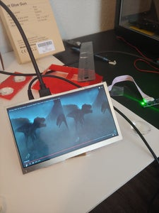 Testing the Screen