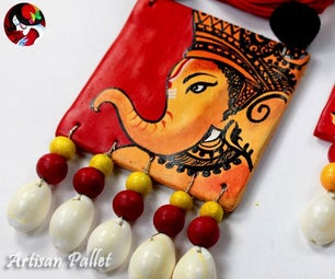 How to Make a Polymer Clay Jewelry
