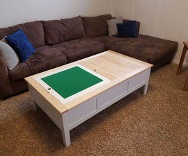 The Perfect Coffee Table - Fun for Kids and Classy for Adults