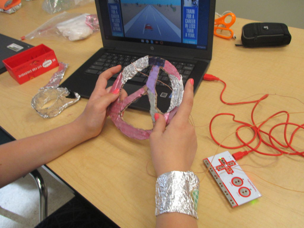 Picture of Makey Makey Game Controllers