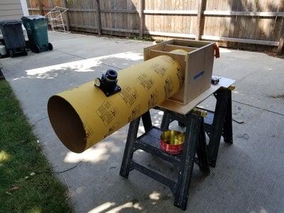 Optical Tube Assembly
