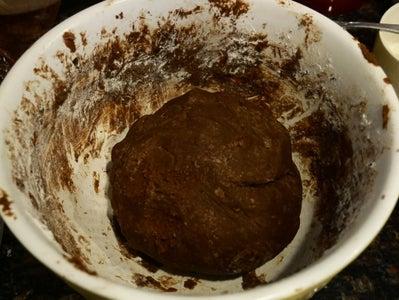 The Chocolate Dough