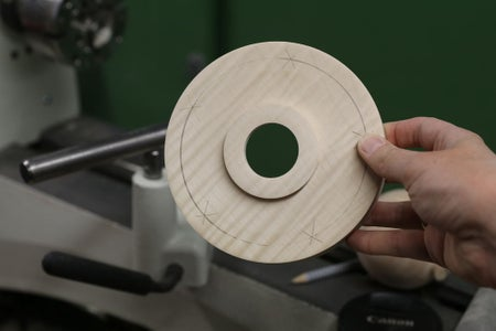 Hole Cutting Jig