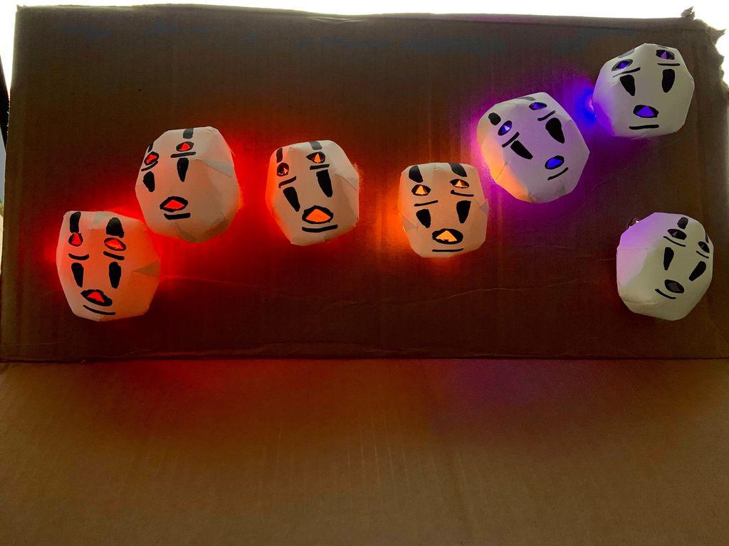 Picture of Kaonashi No Face Sound Reactive Lights