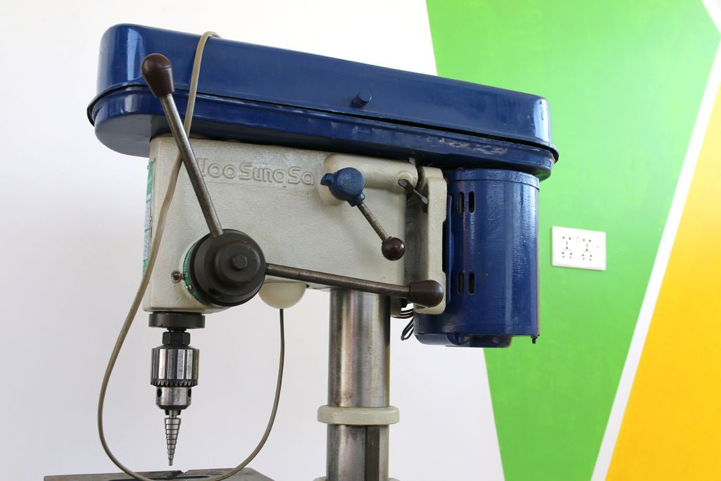 Picture of Drill Press Conversion to Brushless Setup