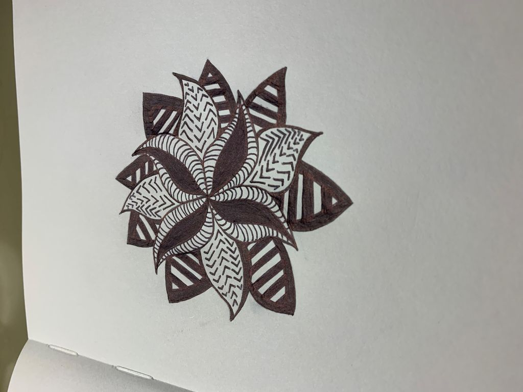 Picture of How to Make a Zentangle