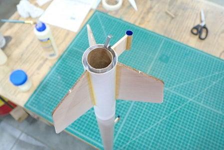 Finish Building Rocket