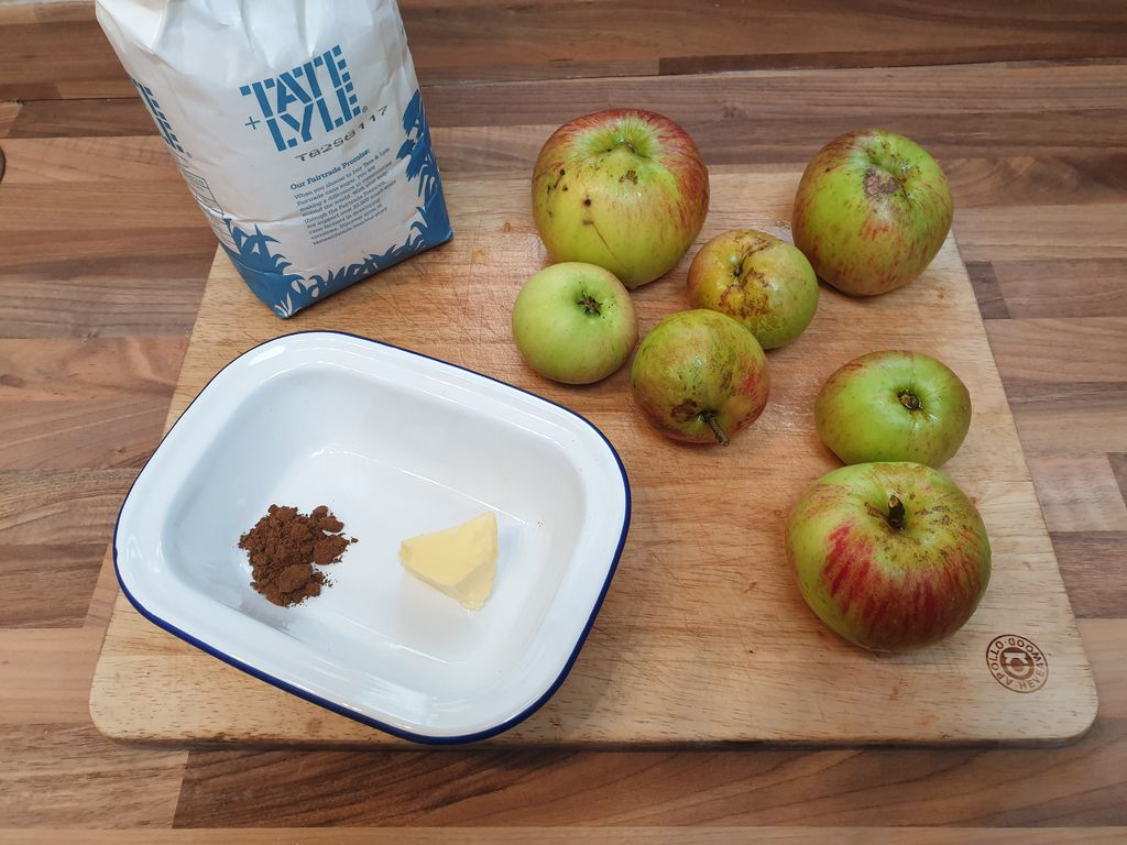 Picture of Delicious Stewed Apple With a Twist