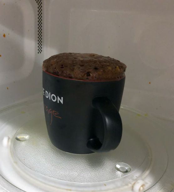 Picture of Microwave Your Mug Cake!