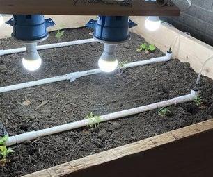 地下灌溉系统