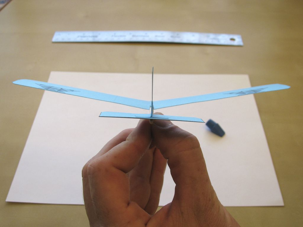 Picture of Attach the Tail and Wing