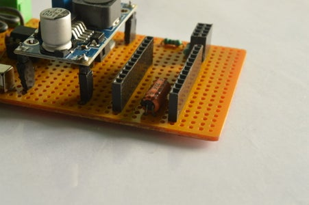 Adding the Components for the WiFi Module