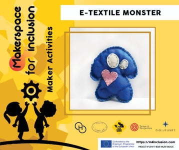 E-Textile Monster