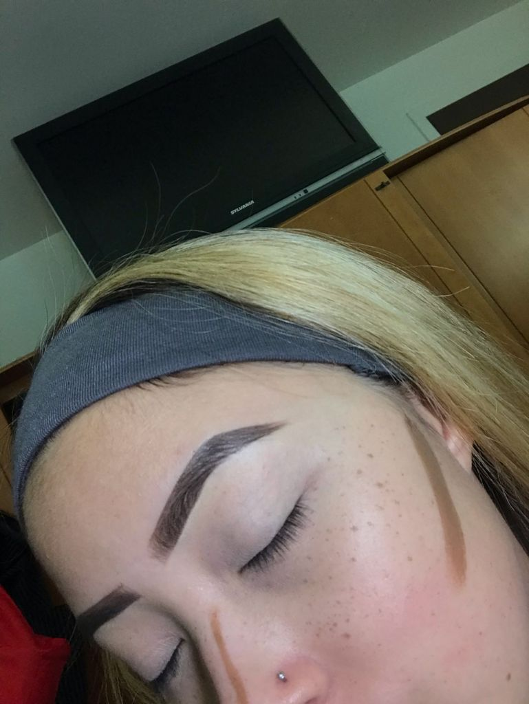 Picture of Time for Contour!!