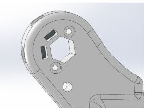 Picture of Lower Leg Assembly — 2