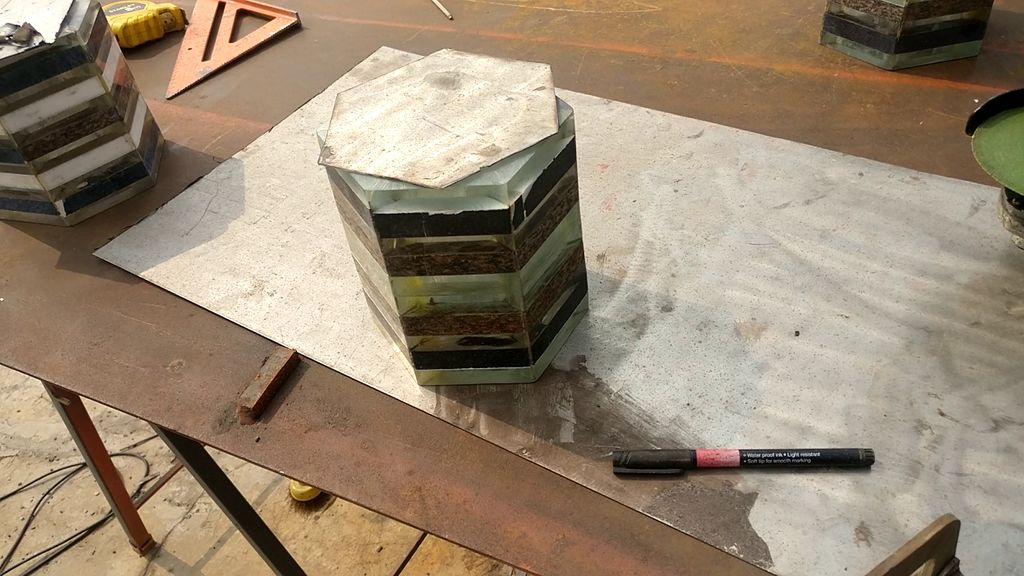 Picture of Creating the Top and Bottom