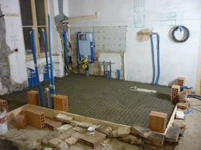 Casting the Lightweight Screed