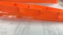 Complications While 3D Modelling a Thin Walled Structure