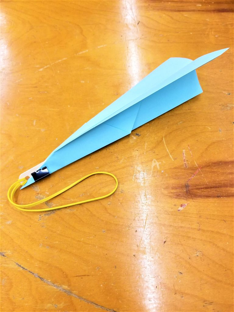 Picture of Paper Plane Engine