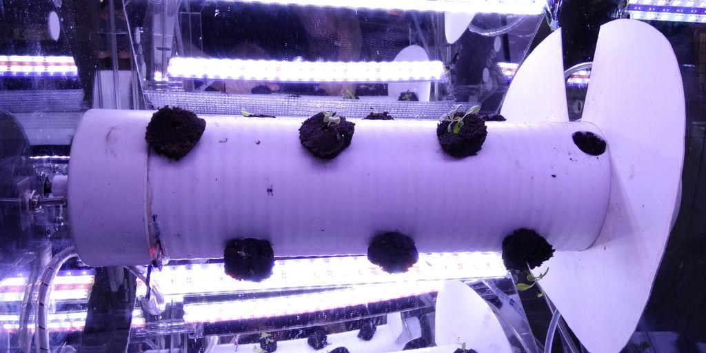 Picture of Zero Gravity Grow Box