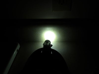 Super Bright Hat Lamp