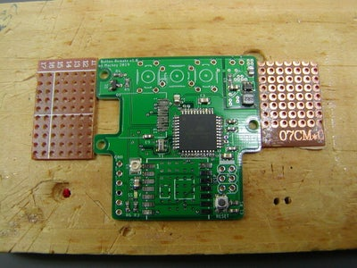 Apply Solder Paste and Place SMD Parts